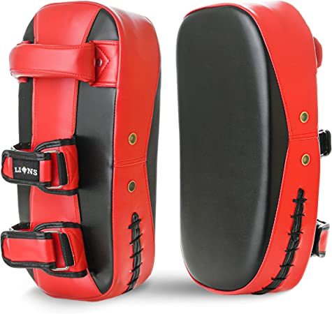 MMA Kick Boxing Pad Strike Shield Focus Mitts Punch Bag Muay Thai Sold as single