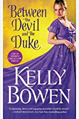 Between the Devil and the Duke (A Season for Scandal Book 3) Kindle Edition