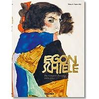 Egon Schiele: Complete Paintings, 1908-1918