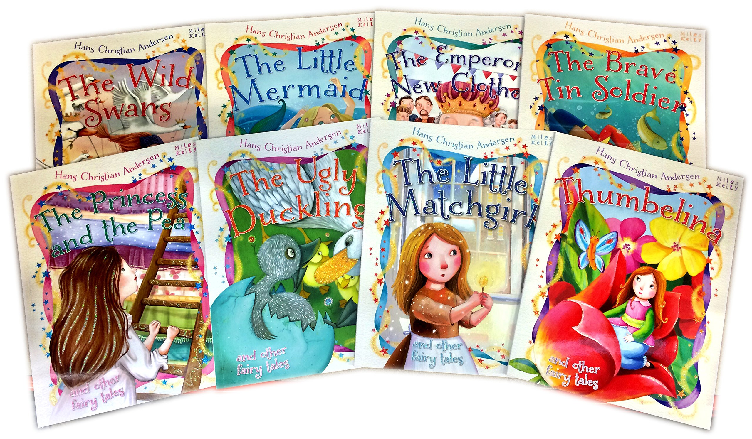 Hans Christian Andersen Fairytales