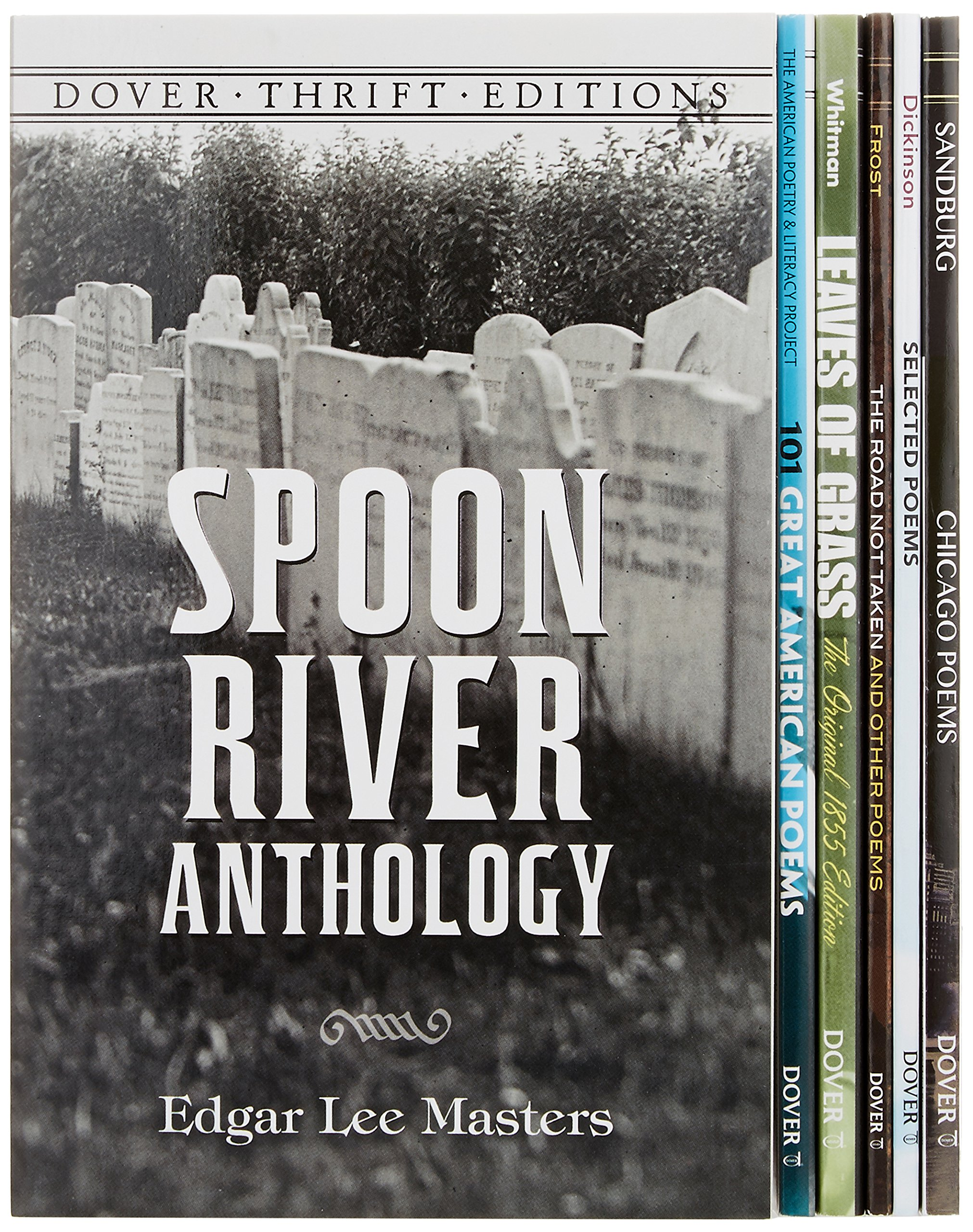 Amazon.com: American Poetry Boxed Set (Dover Thrift Editions)  (9780486807423): Dover: Books