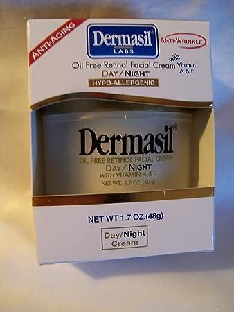 Dermasil Oil Free Facial Cream Day/Night 1.7 oz.