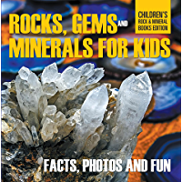 Rocks Gems and Minerals for Kids Facts Photos
