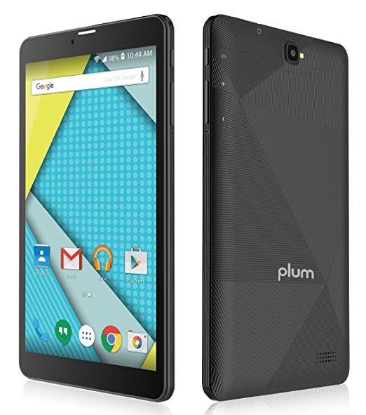 amazon com plum optimax unlocked tablet phone phablet 4g gsm 8 rh amazon com