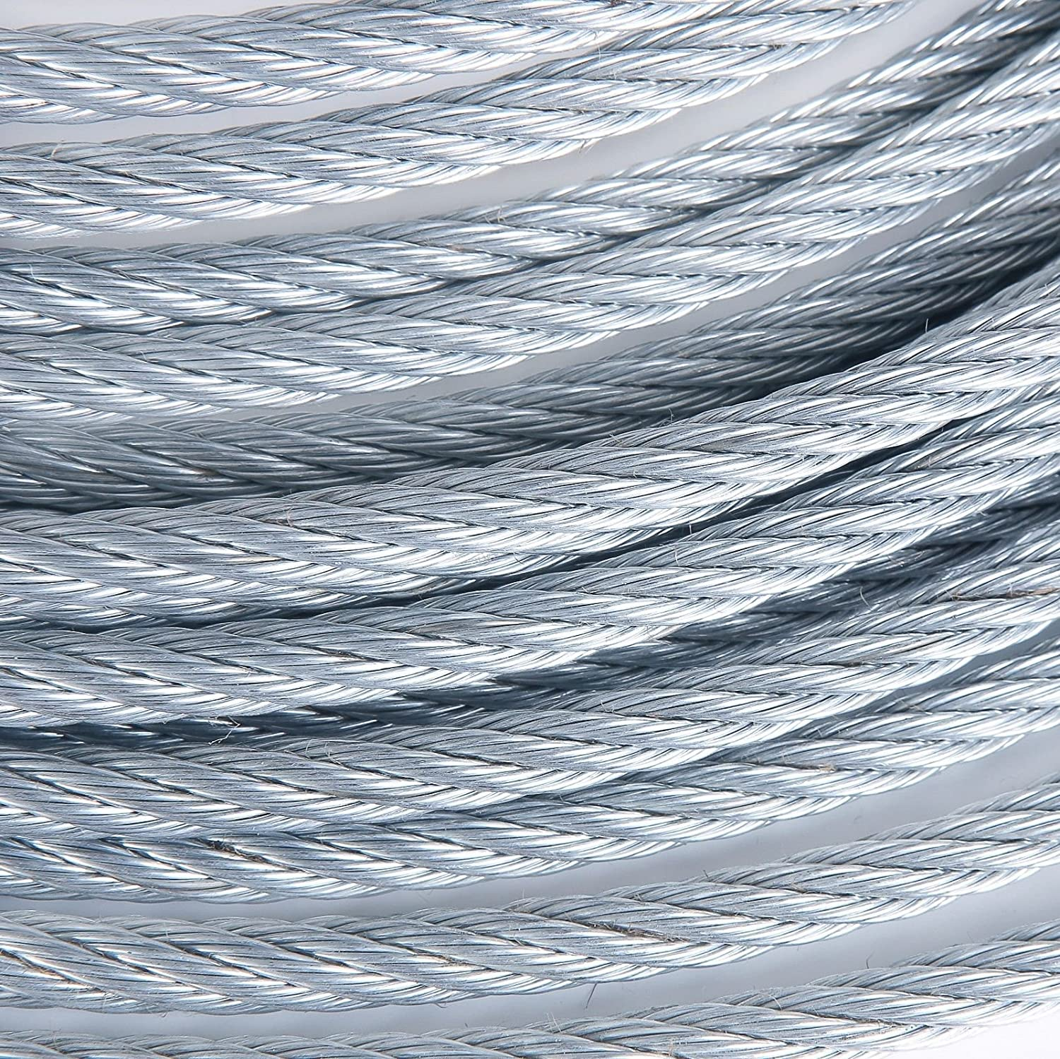 400 Feet 5//16 Stainless Steel Aircraft Cable Wire Rope 7x19 Type 304