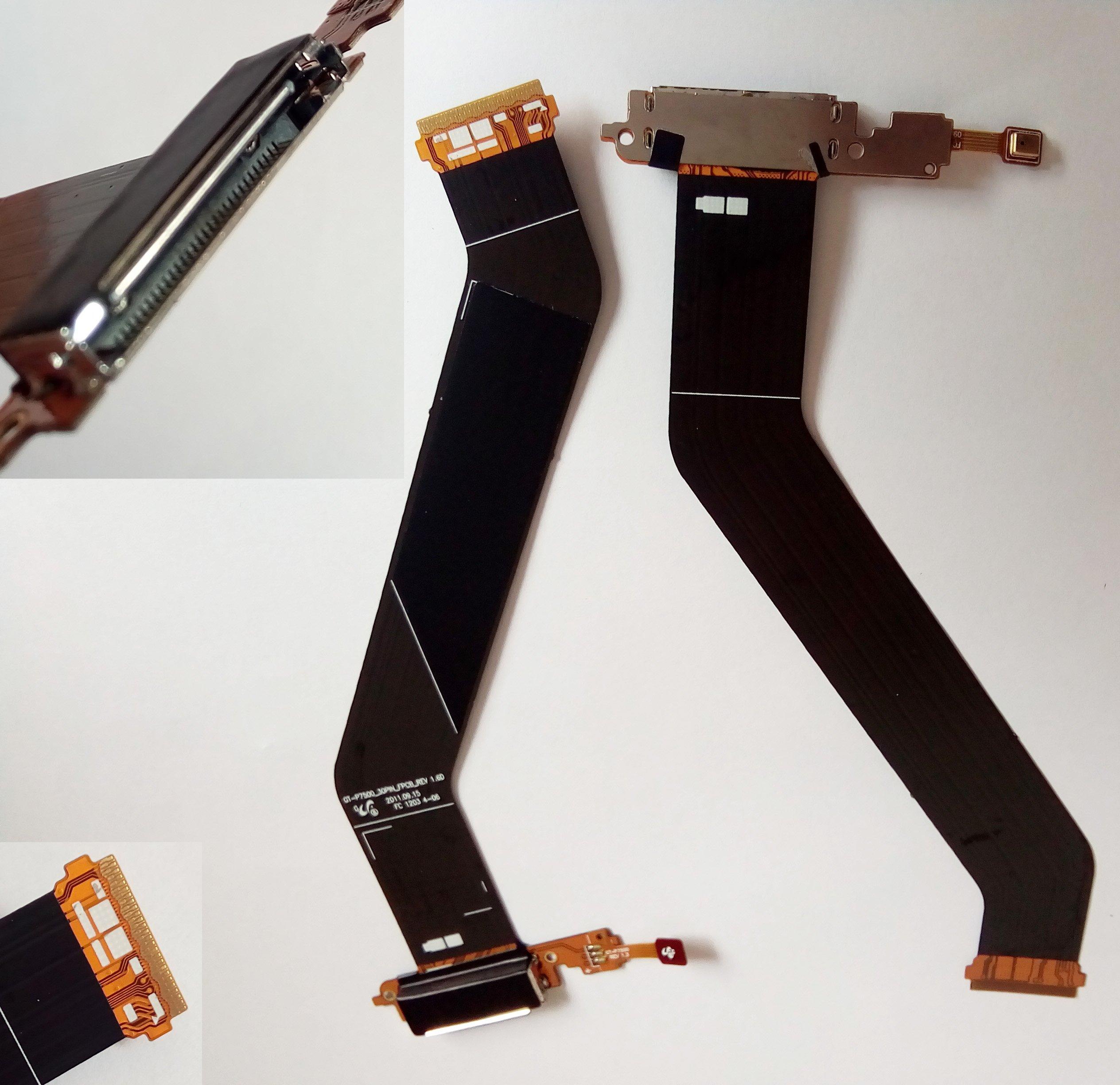 Charging Port Flex Cable for Samsung Tab 10.1 P7500 P7510 Verizon SCH-i905 Tab 2 P5100 P5110 P5113 P3100