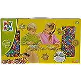 Simba 106375432 - Art & Fun 10.000 Bügelperlen