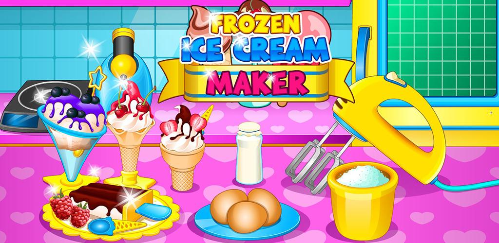 Buy frozen ice cream