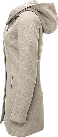 Only Onlsedona Light Coat OTW Noos płaszcz damski - krÓtki płaszcz s: Odzież