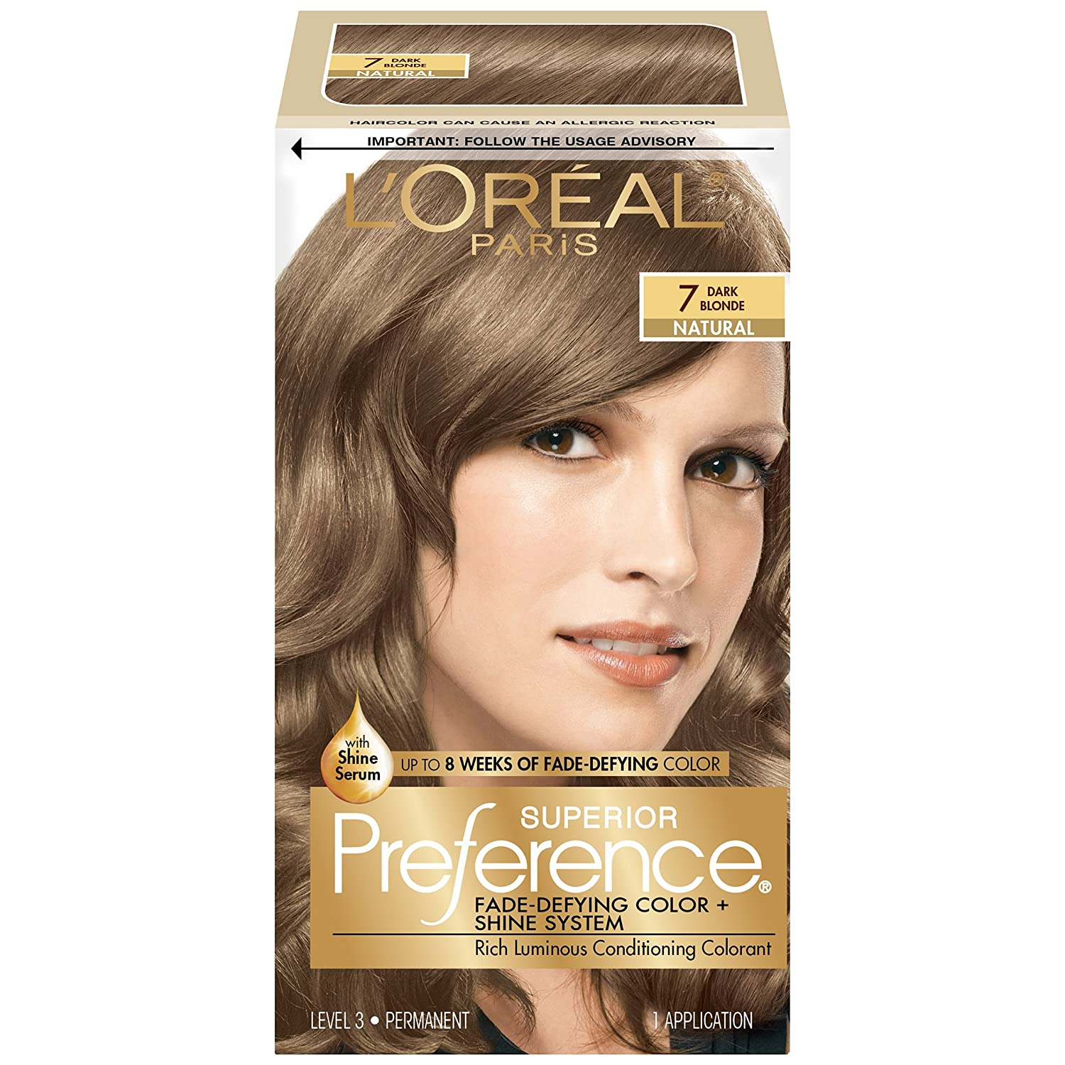 Best Natural Permanent Hair Color