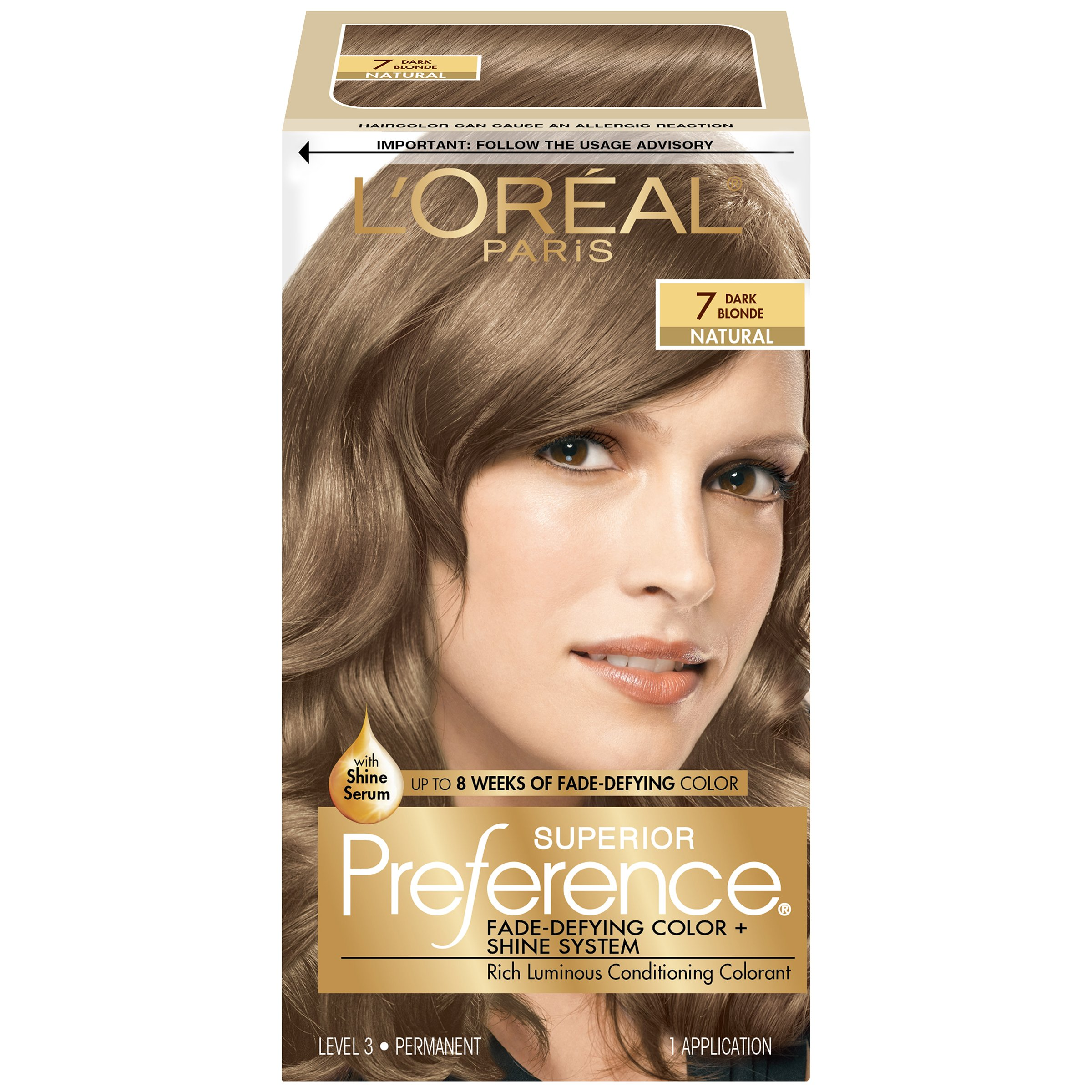 Amazon Com L Oreal Paris Superior Preference Glam Lights