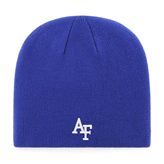new styles 6664c e331c NCAA Air Force Falcons OTS Beanie Knit Cap, Royal, One Size
