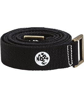 Amazon.com : Manduka Align Yoga Strap - Strong, Durable ...