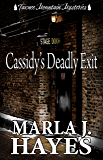 Cassidy's Deadly Exit (Tawnee Mountain Mysteries Book 5)