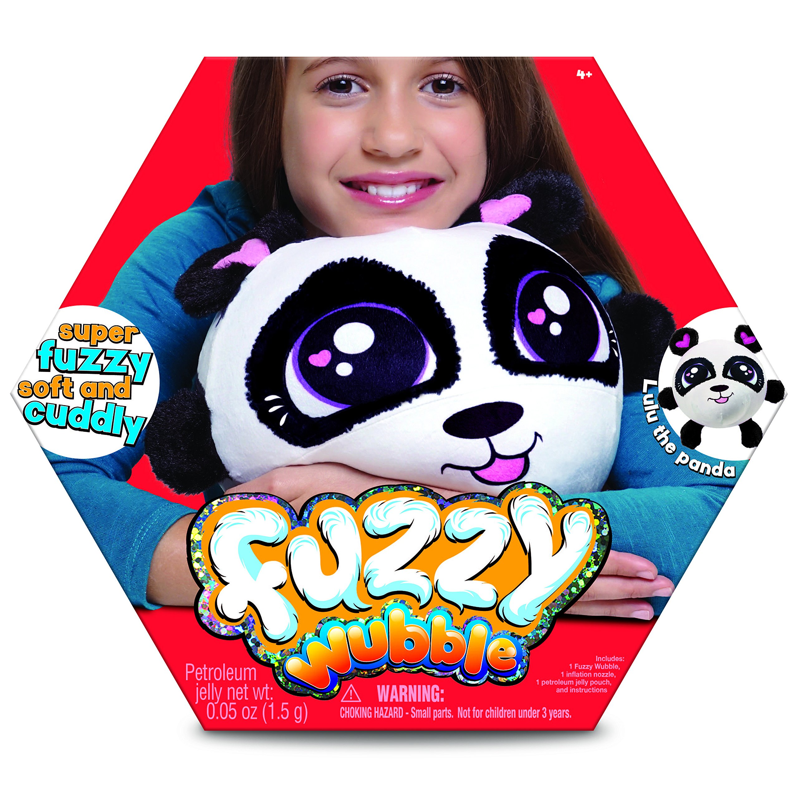 Wubble Fuzzy Lulu The Panda