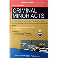 Criminal Minor Acts (155 Important Acts and Rules)
