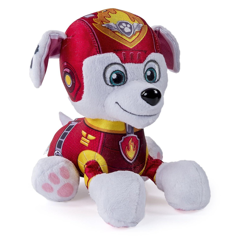 Amazon Com Paw Patrol Air Rescue 8 Plush Pup Pals Marshall Toys