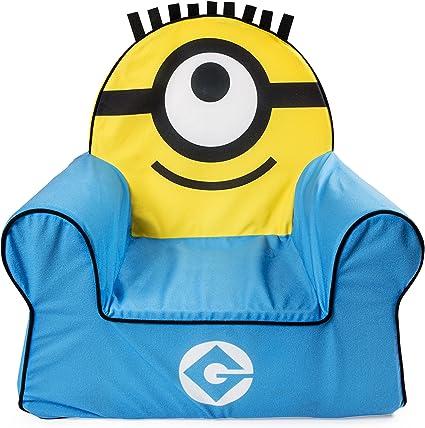 Amazon.com: Marshmallow Muebles, espuma cómoda silla de los ...