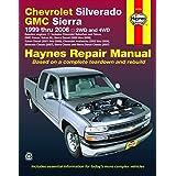 Chevrolet Silverado & GMC Sierra petrol (1999-2006) Haynes Repair Manual (USA)