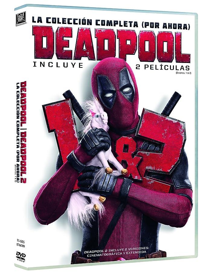 Pack Deadpool 1/Deadpool 2