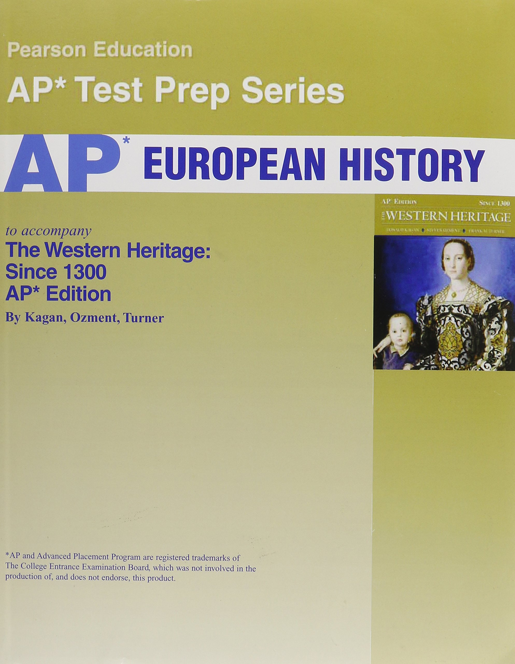 Download Western Heritage: Ap Exam Text With Test Workbook PDF
