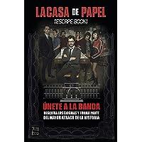 La casa de papel. Escape book: Únete a la banda y forma parte del mayor atraco de la historia (Crossbooks)