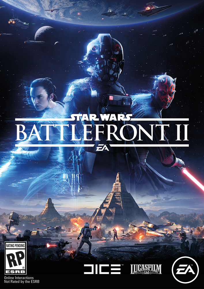 Star Wars Battlefront II [Online Game Code] by Electronic Arts