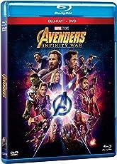 Avengers: Infinity War (Blu-ray + DVD)