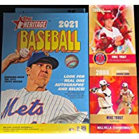 $22 » 2021 Topps HERITAGE Baseball Card Factory Sealed Hanger Box w/35 Cards - Look for…