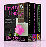 Pretty Things: It's A Marshmallow World, Scary Modsters, Queen Midas In Reverse (The Rock and Roll Fantasy Collection)