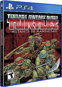Teenage Mutant Ninja Turtles: Mutants in ... - Amazon.com