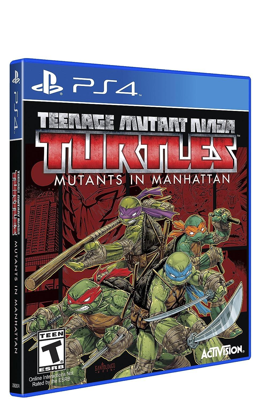 Teenage Mutant Ninja Turtles: Mutants in Manhattan ...