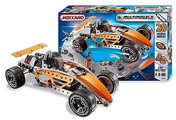 Set Modelos Meccano 20 Con Motor zVSMpU
