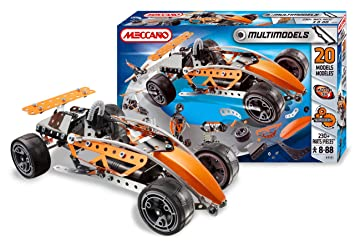 Con Modelos Motor Meccano Set 20 kXZOPiu