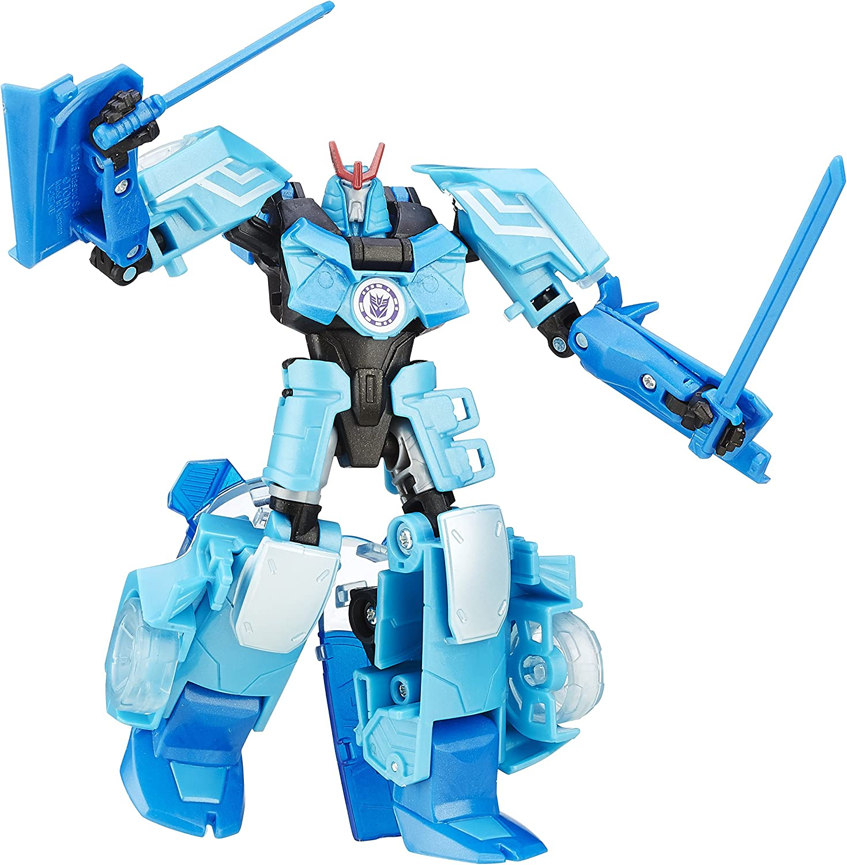 Transformers - Figura de los Robots en Disfraz de Blizzard Strike ...