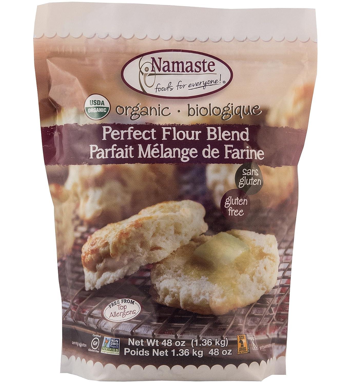 Namaste Foods Gluten Free Organic Perfect Flour Blend, 48 Ounce