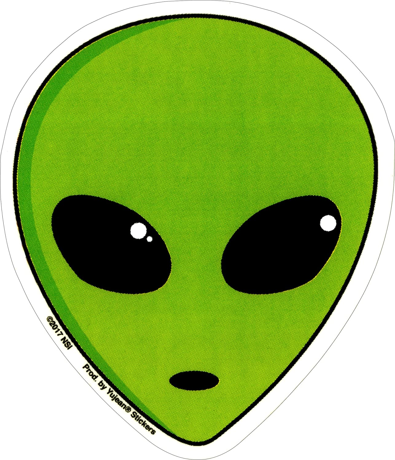 Amazon Com Alien Head Celestial Officially Licensed Original Artwork 3 75 X 4 25 Sticker Decal Automotive Here you can explore hq alien head transparent illustrations, icons and clipart with filter setting like polish your personal project or design with these alien head transparent png images, make it even. amazon com alien head celestial