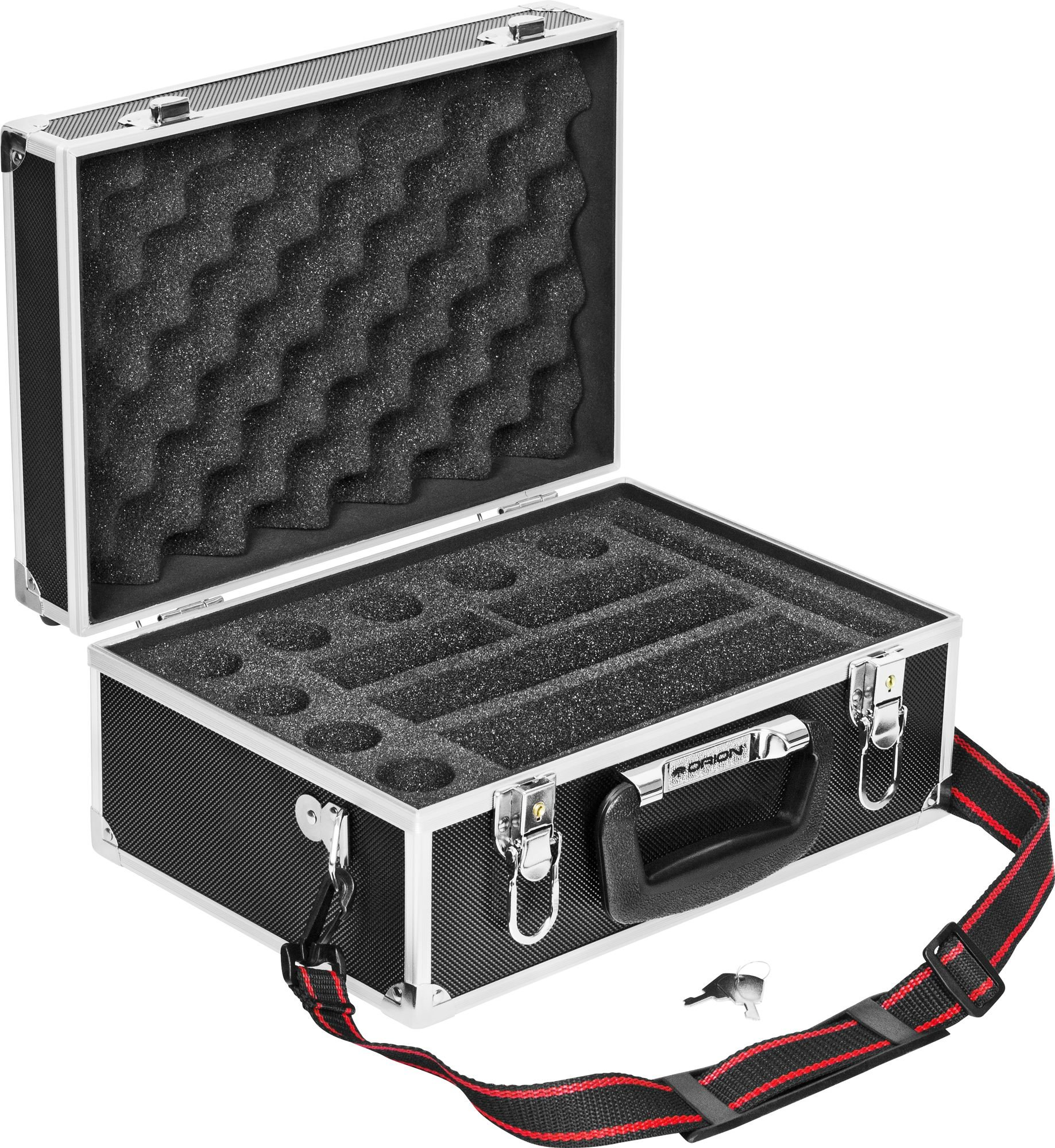 Orion 05958 Medium Deluxe Accessory Case (Black) by Orion