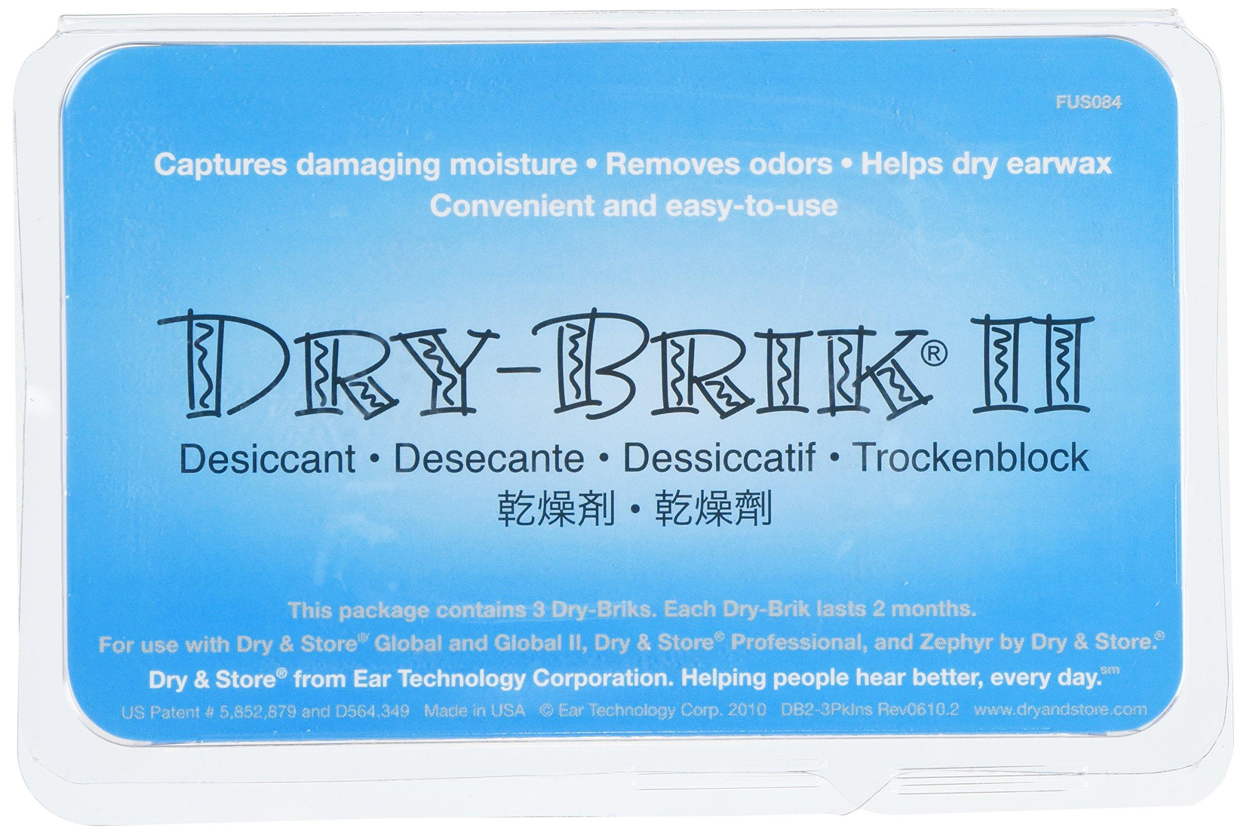 Dry Brik II Desiccant Blocks 9-Pack