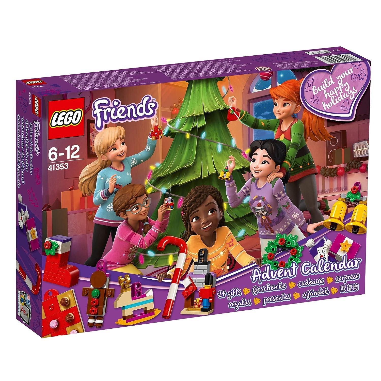 LEGO Friends 2018 Advent Calendar 41353