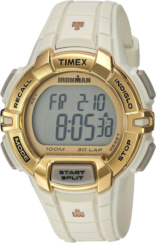 Reloj Timex Rugged 30 de tamaño completo para prueba Iron Man.