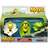 Velleman Sandspielzeug 3-teilig Gartenspielzeug DIE BIENE MAJA