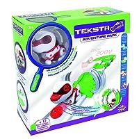Splash Toys - 30622 - Playset Teksta Babies Robot Dinosaure interactif motorisés et sonores avec parcours