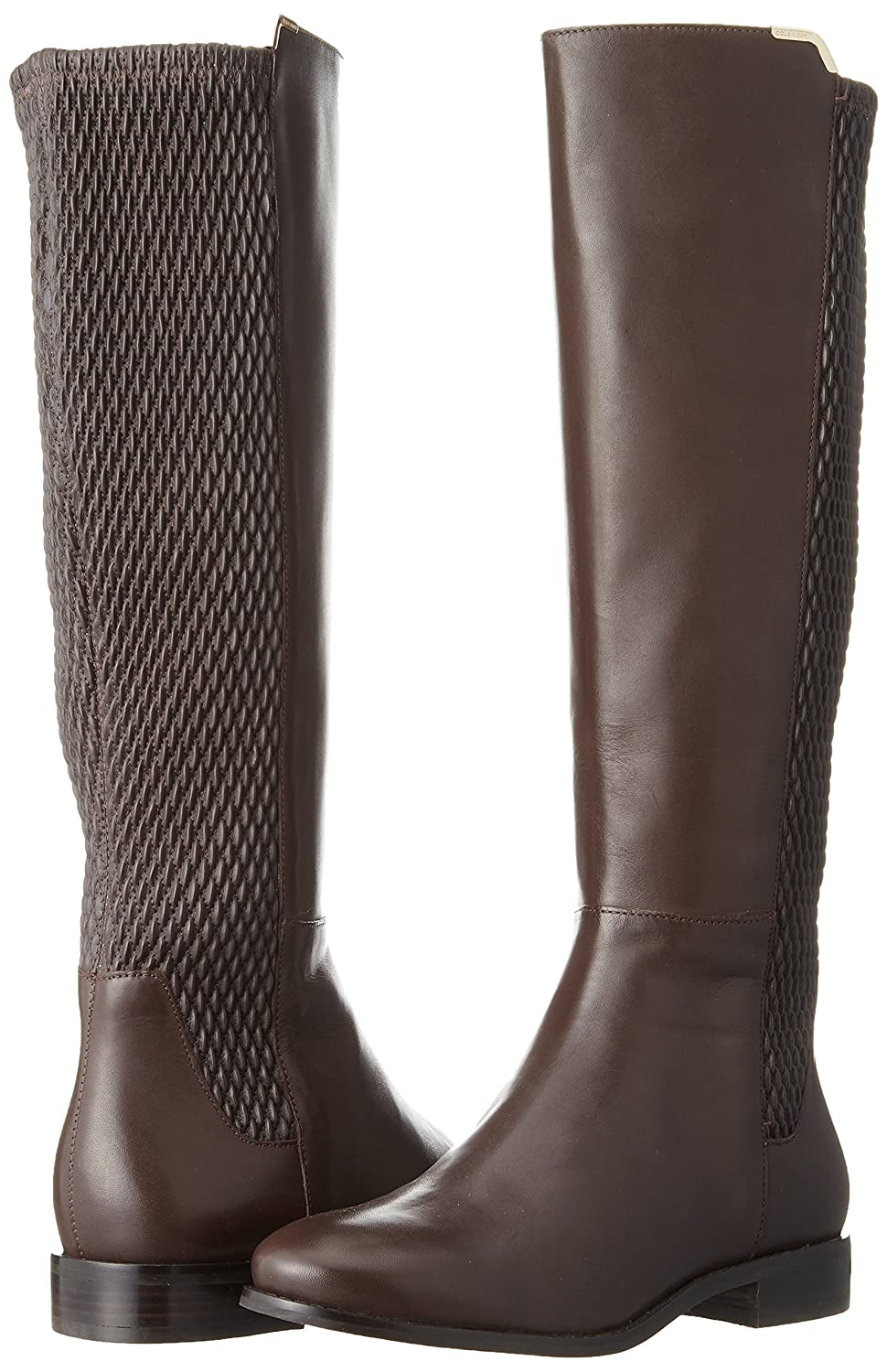 Cole Haan Women's Rockland Riding Boot B00TE9RXNK 8.5 B(M) US|Chestnut Leather