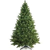 Prextex Árbol de Navidad Abeto Canadiense Artificial Ligero