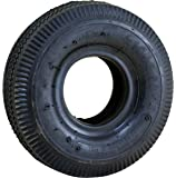"""Marathon 4.10/3.50-4"""" Pneumatic (Air Filled) Hand Truck / All Purpose Utility Tire and Inner Tube"""