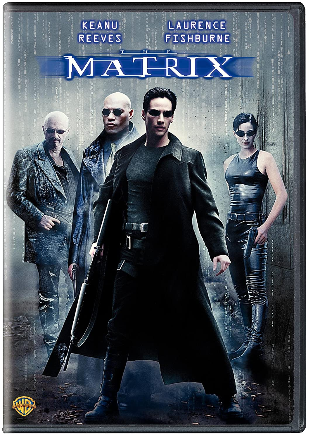 Amazon.com: The Matrix [DVD] (1999): Keanu Reeves, Carrie-anne ...