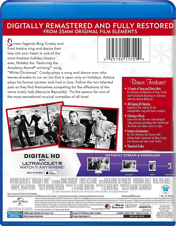 Holiday Inn [Blu-ray] [Import]: Amazon.ca: DVD