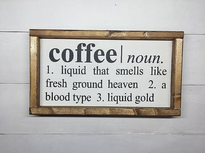 Amazon Coffee Definition