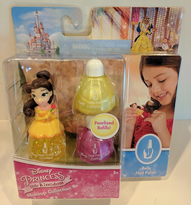 Disney Princess Little Kingdom Makeup Sets - Belle Nail Polish